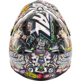 O'Neal Warp Fidlock Helmet Herren crank (black/multi)